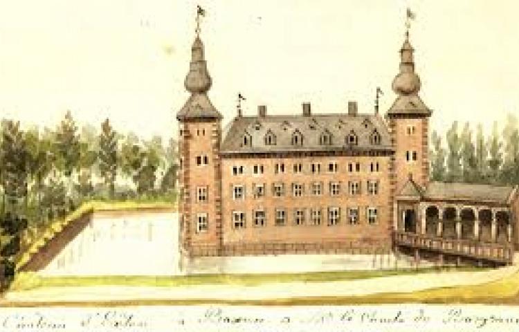 kasteel oude tijden