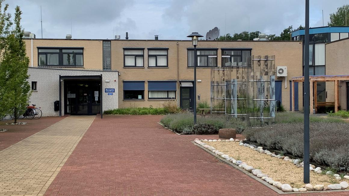 De amv-opvang in Almelo