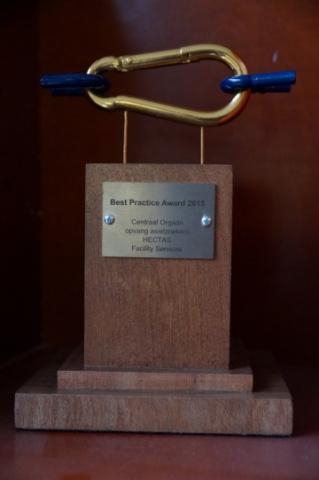 best practise award