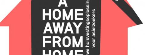 a home away afbeelding met een soort huis erop
